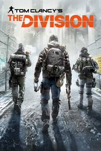 Carátula para el juego Tom Clancy's The Division de Xbox 360