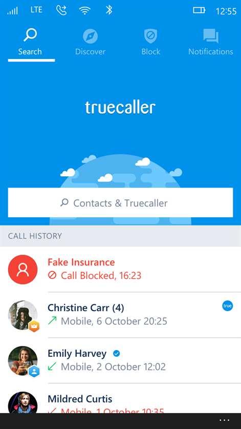 Truecaller Screenshots 1