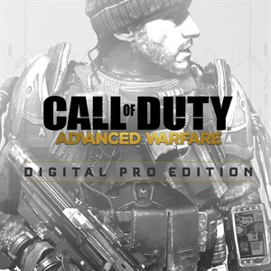 Call of Duty®: Advanced Warfare Dijital Pro Sürümü Xbox One