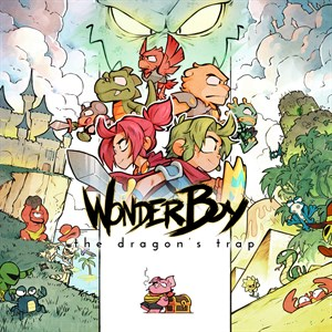 Wonder Boy: The Dragon's Trap Xbox One