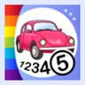 Color by Numbers - Cars
