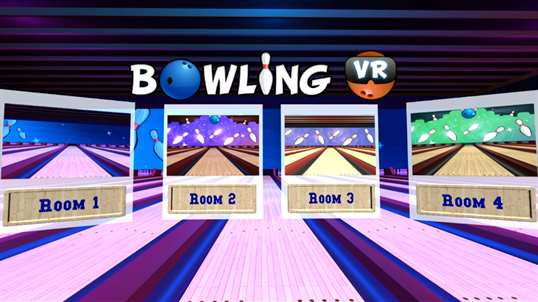 Bowling VR screenshot 2