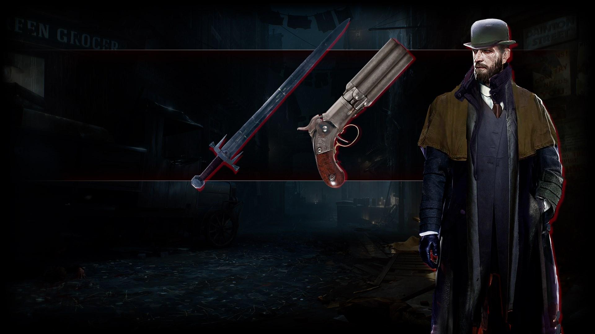 Vampyr - DLC Relíquias de Caçadores
