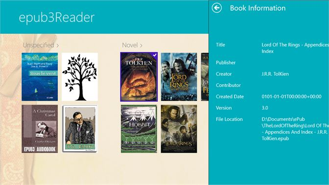 Get ePub3 Reader - Microsoft Store