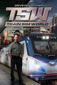 Carátula del juego Train Sim World: Northeast Corridor