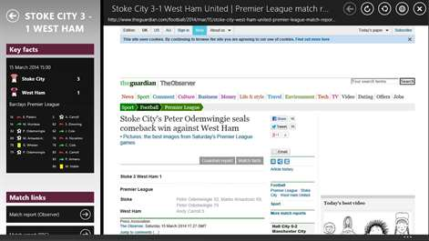 1st4Fans West Ham United editionScreenshots 2