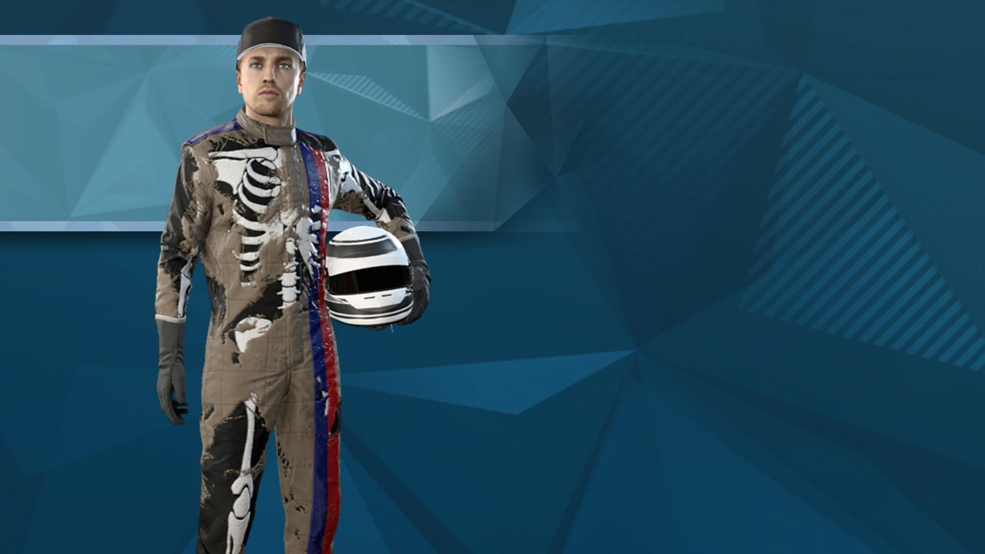 F1® 2019: Suit 'Halloween Edition'