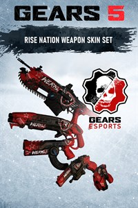Gears 5 Esports - Rise Nation Loadout Set