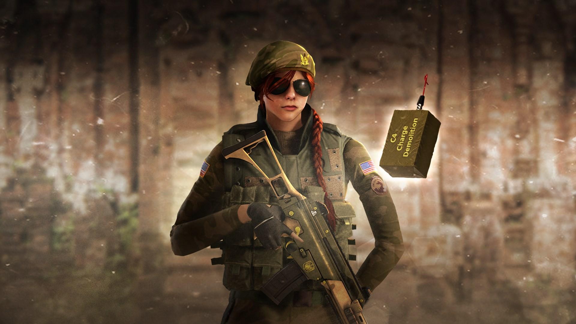 Buy Tom Clancy S Rainbow Six Siege Ash Engineering Set