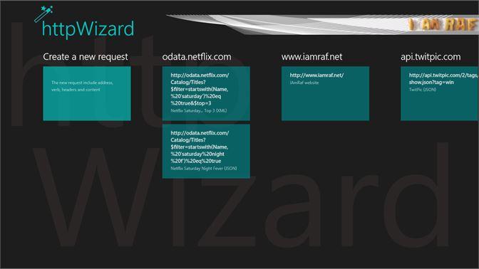 Get httpWizard - Microsoft Store en-GE