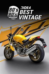 RIDE 4 - Best Vintage 80's - 90's