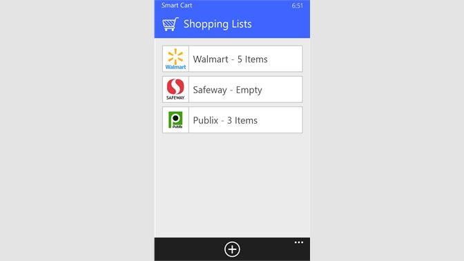 Get Smart Cart - Microsoft Store