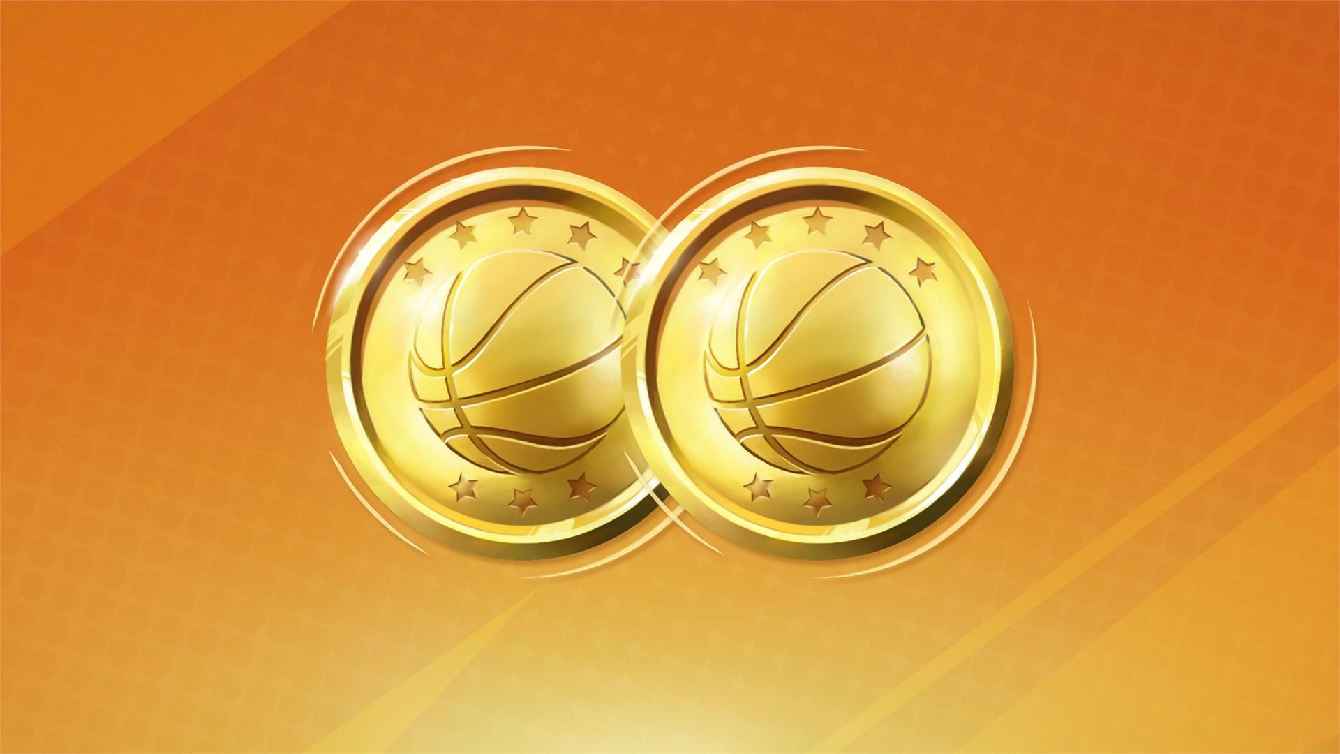 NBA 2K Playgrounds 2 Golden Bucks Bundle - 7500 VC