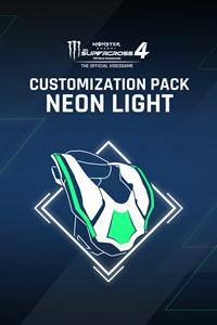Monster Energy Supercross 4 - Customization Pack Neon Light - Xbox Series X|S