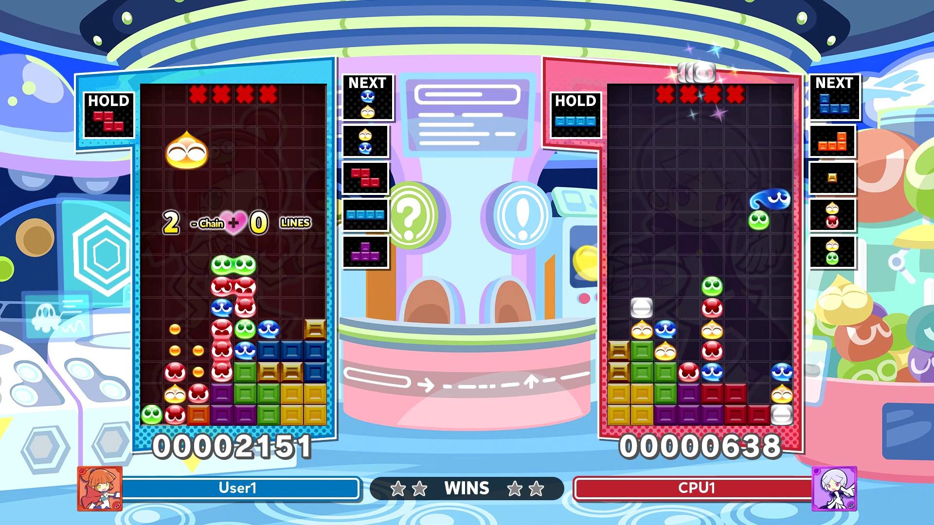 Скриншот №14 к Puyo Puyo™ Tetris® 2