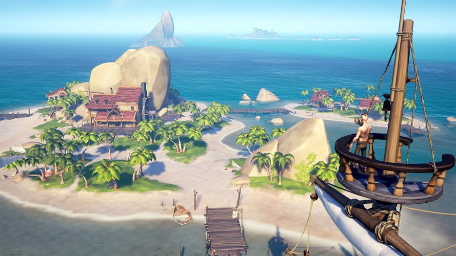 Sea of Thieves Screenshot