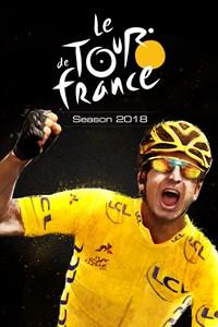 Carátula para el juego Tour de France 2018 de Xbox One
