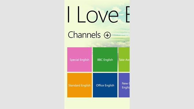 Buy I Love English+ - Microsoft Store
