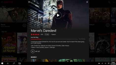 Netflix Screenshots 1