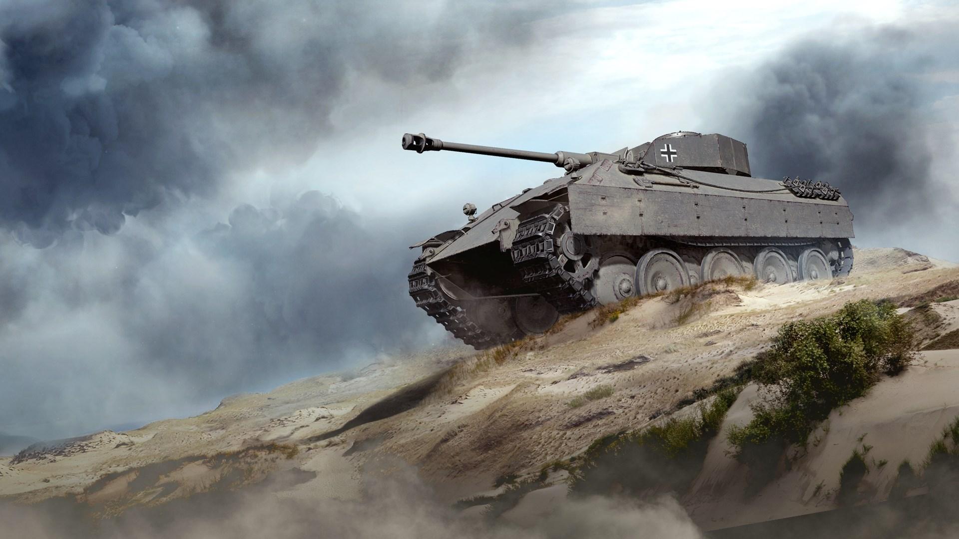 World of Tanks - Pz. Kpfw. V/IV