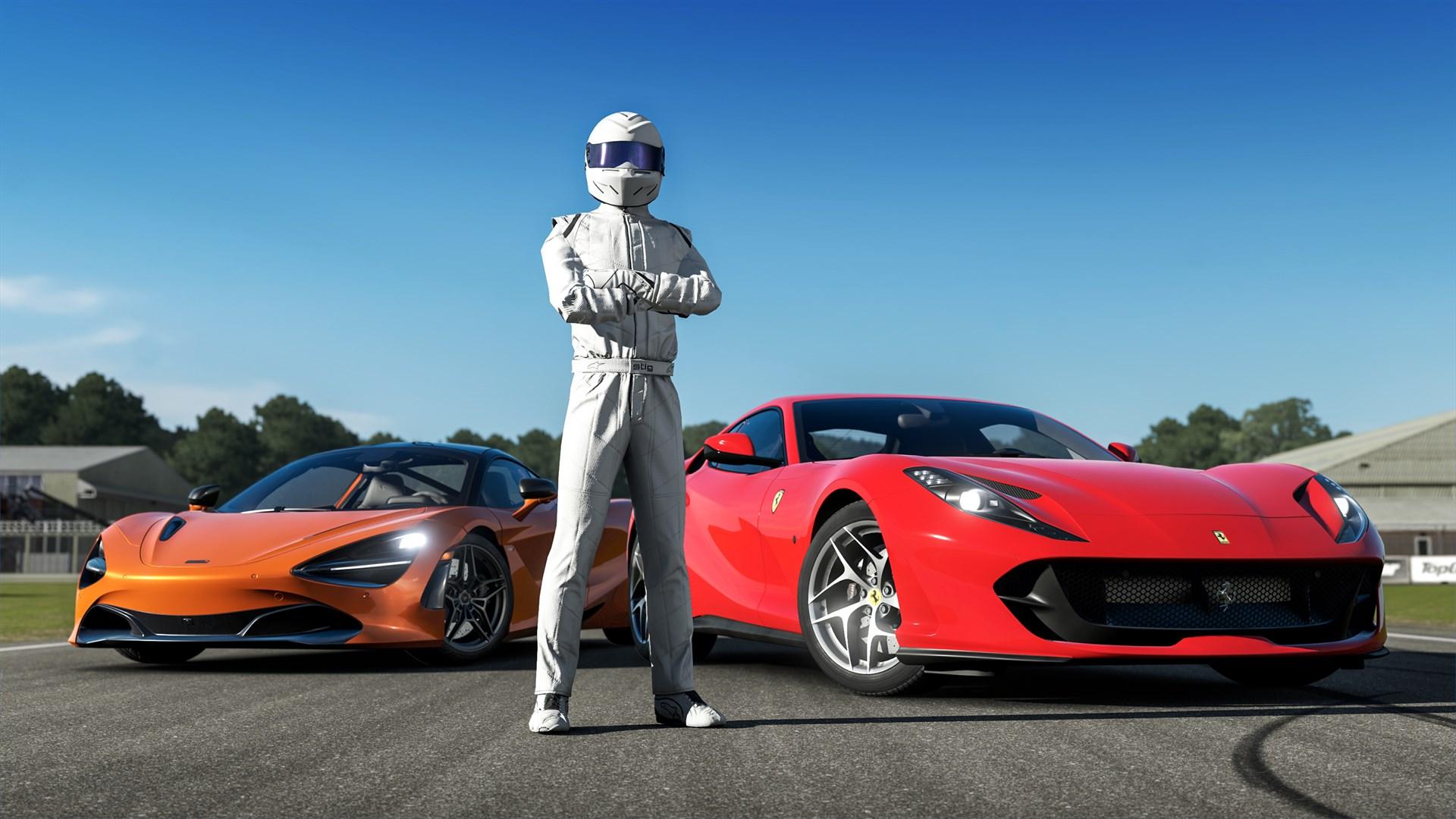 Top Gear Forza Motorsport 7 Car Pack