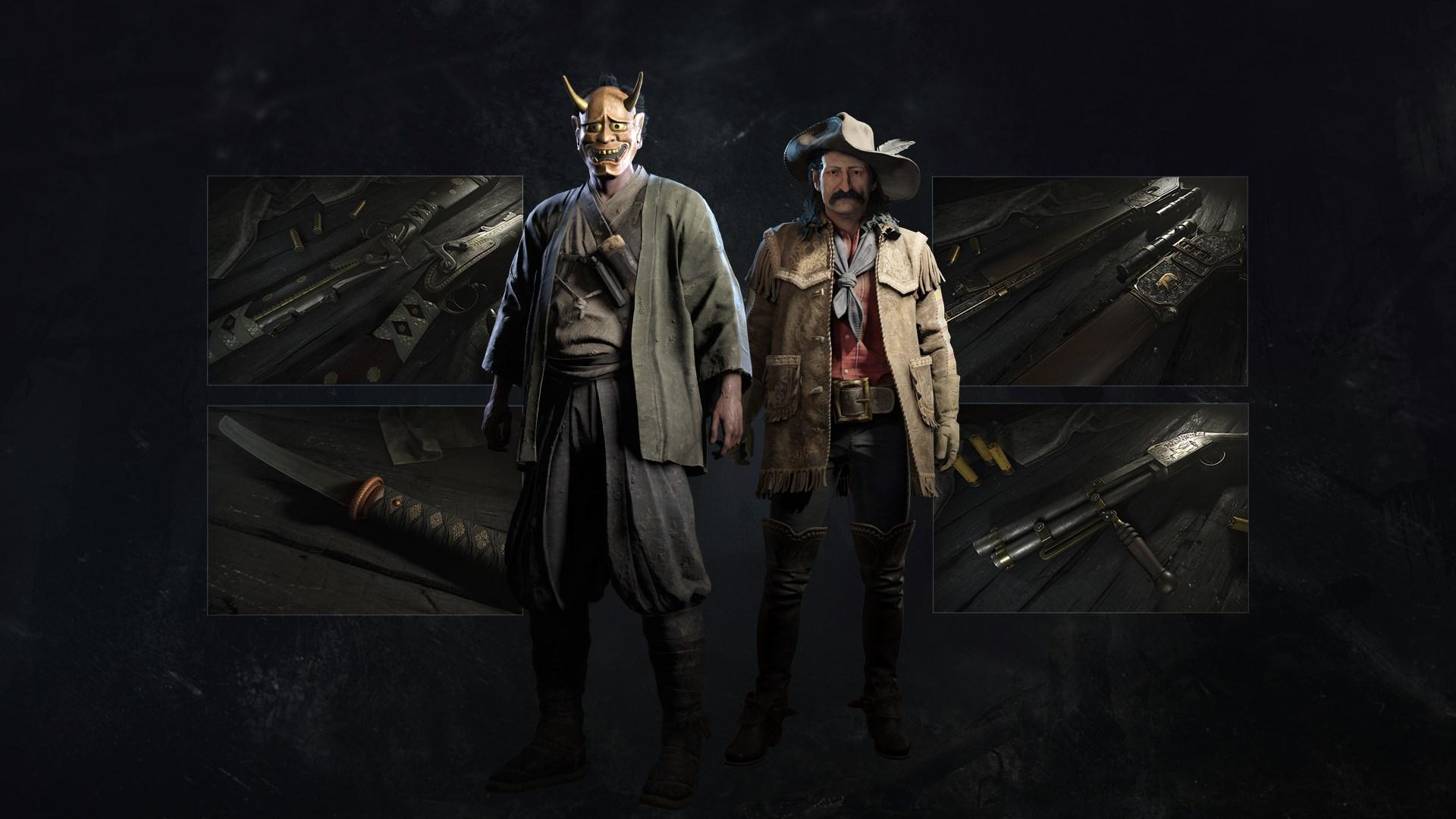 Hunt: Showdown - An Unlikely Pair