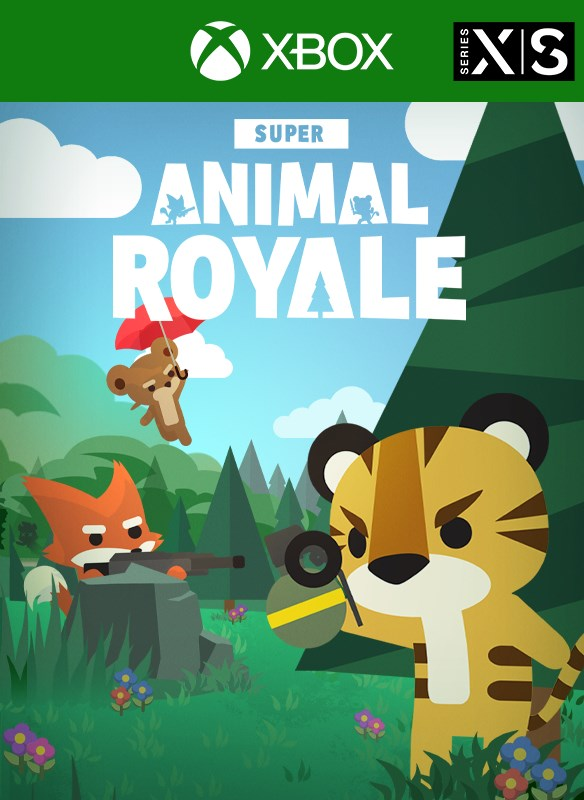 Super Animal Royale (Game Preview)