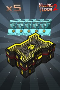 Horzine Supply Weapon Crate | Series #7 Bronze Bundle Pack