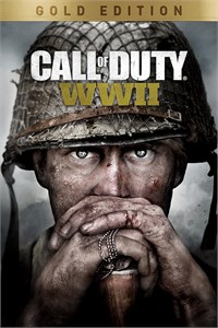 Carátula para el juego Call of Duty: WWII - Gold Edition de Xbox One