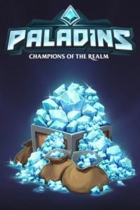 Carátula del juego 8000 Paladins Crystals