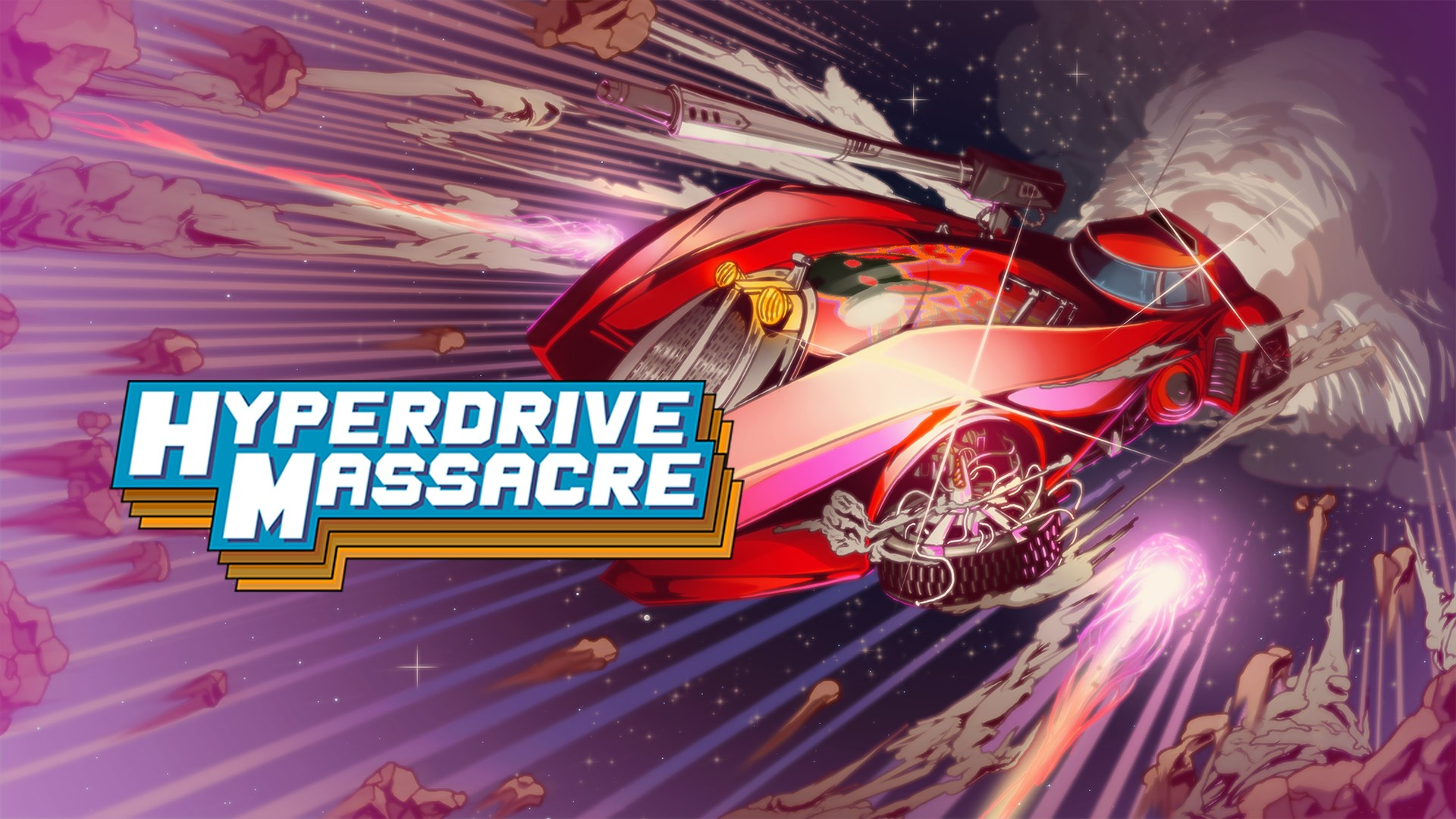 Hyperdrive Massacre