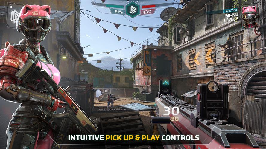 Gameloft disponibiliza modern combat versus na loja do for Zona 5 mobilia no club download