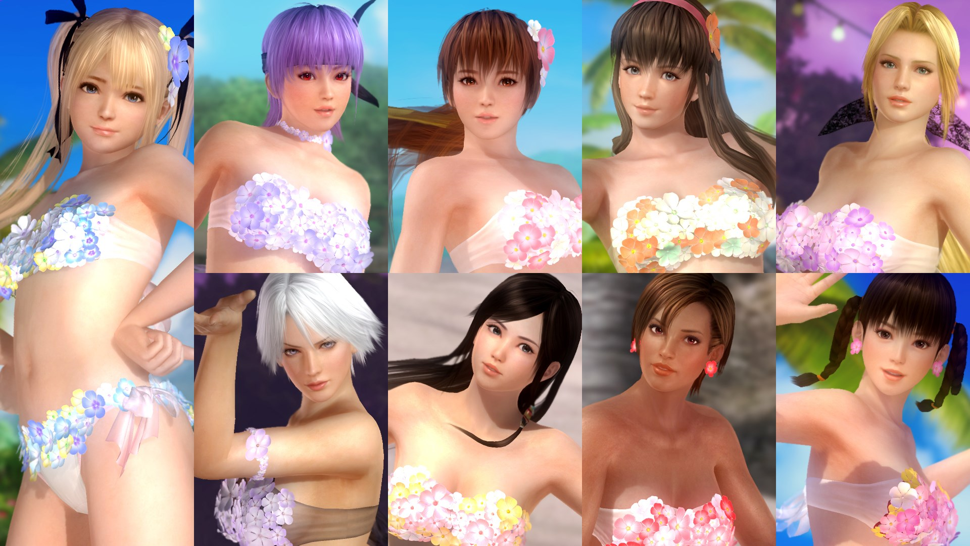DOA5LR Costume Catalog LR35