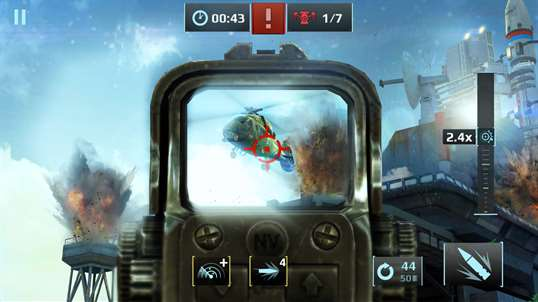 Sniper Fury screenshot 6
