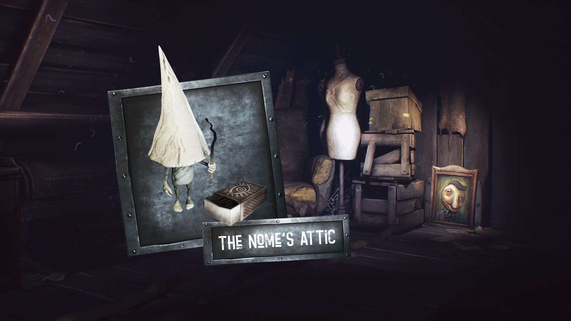 Little Nightmares II The Nome's Attic