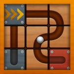 Roll the ball 2 : Slide Puzzle