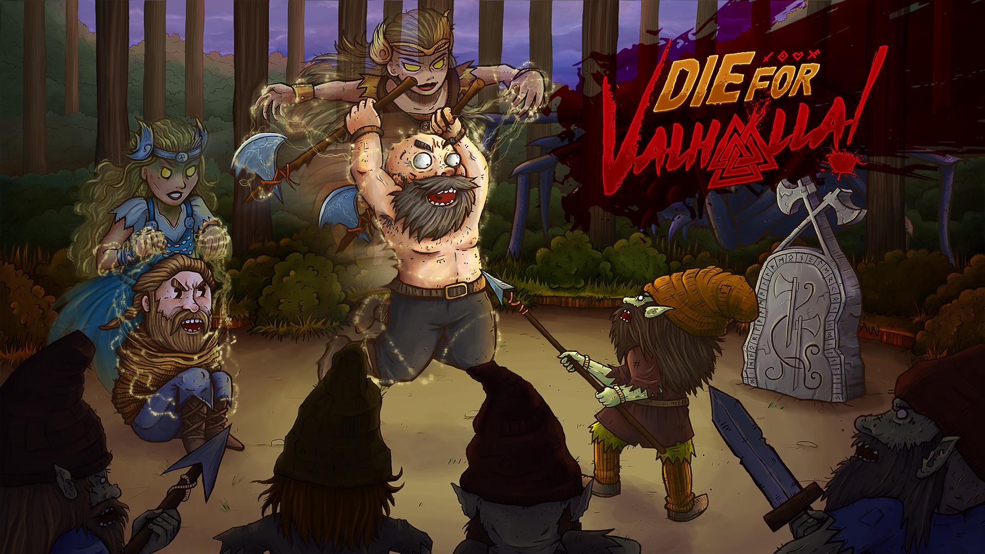 Скриншот №3 к Die for Valhalla!