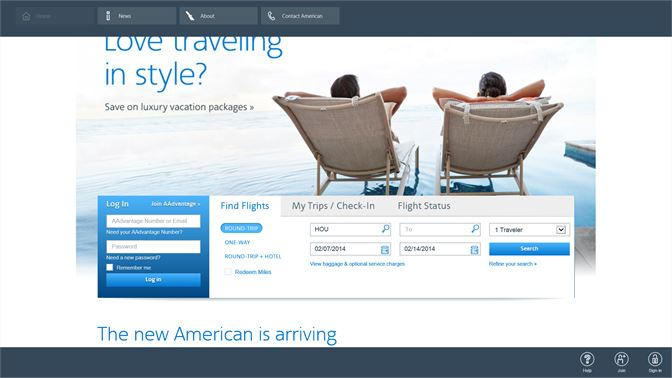 american airlines manage my booking