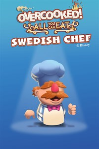 Overcooked! All You Can Eat - Swedish Chef