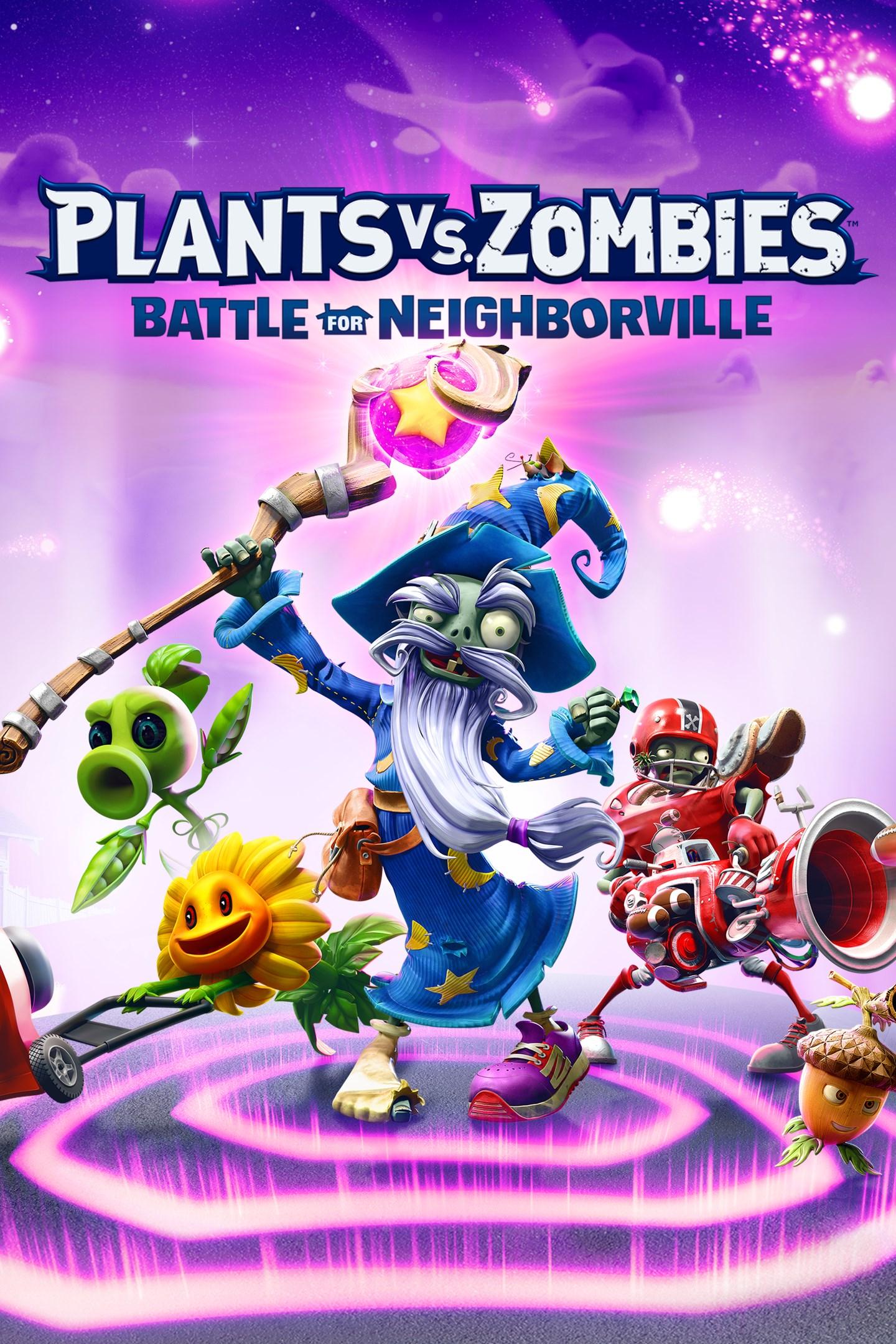 Buy Plants Vs Zombies Battle For Neighborville Microsoft