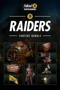 Carátula del juego Fallout 76: Raiders Content Bundle