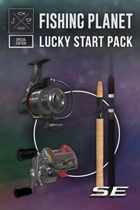 Fishing Planet: Lucky Start Pack