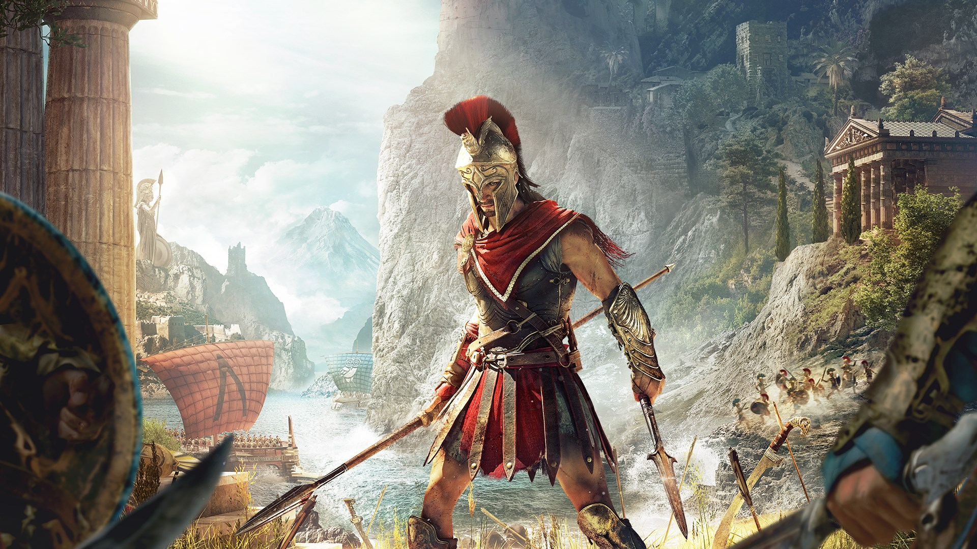 Assassin S Creed Odyssey Deluxe Edition Kaufen Microsoft
