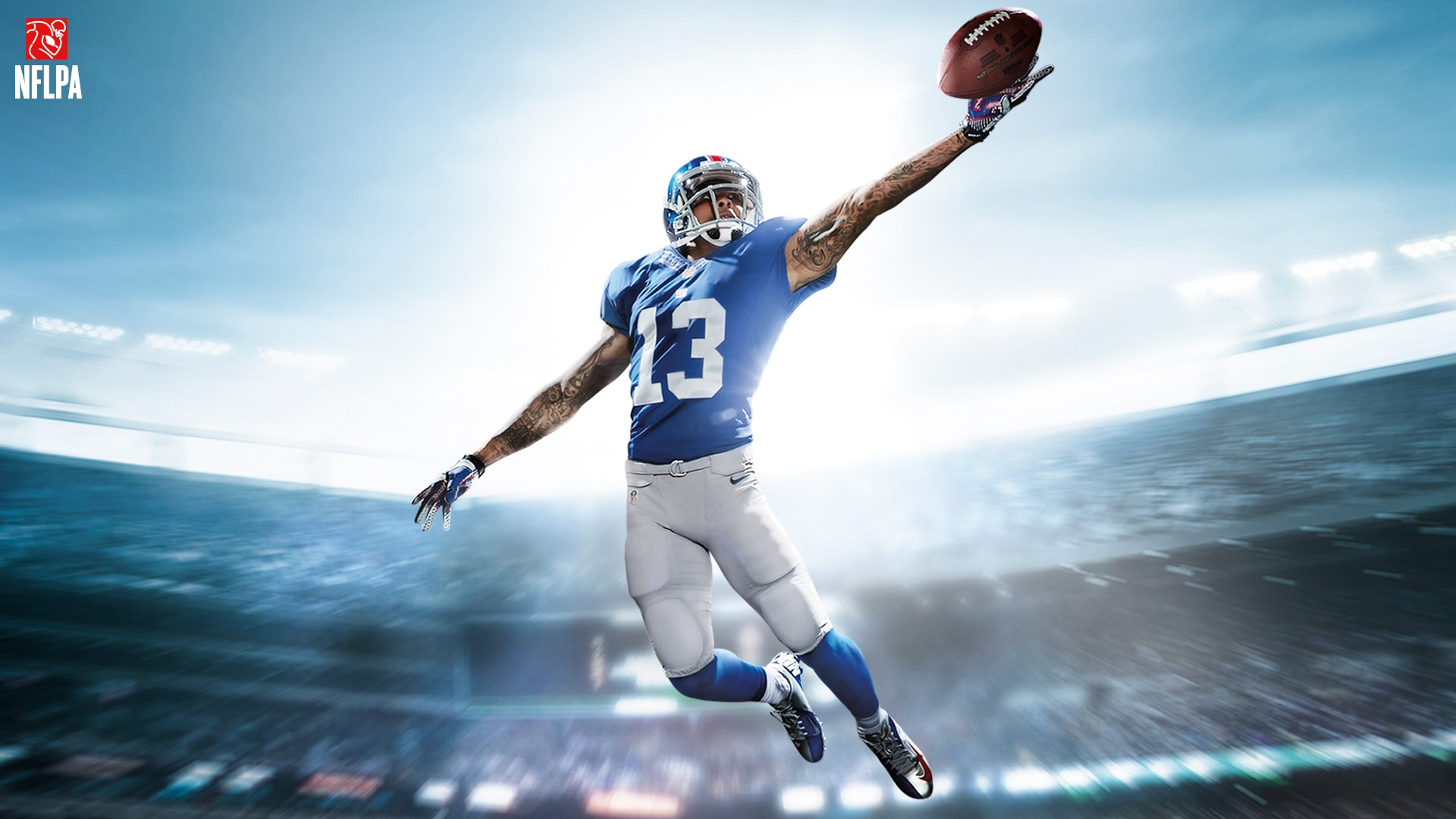 Madden NFL 16 Player Likeness-opdatering