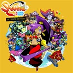 Shantae: Half-Genie Hero Ultimate Edition Logo