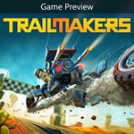 Trailmakers (Game Preview) Logo