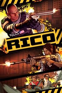 Carátula para el juego RICO de Xbox 360