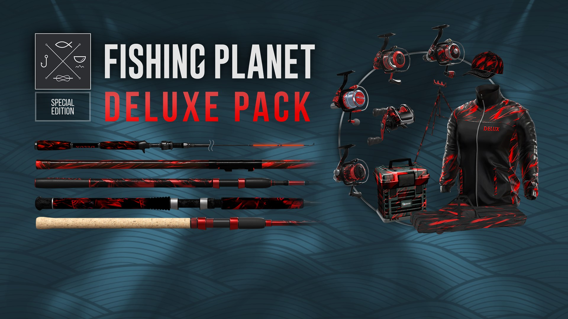 Fishing Planet: Deluxe Pack