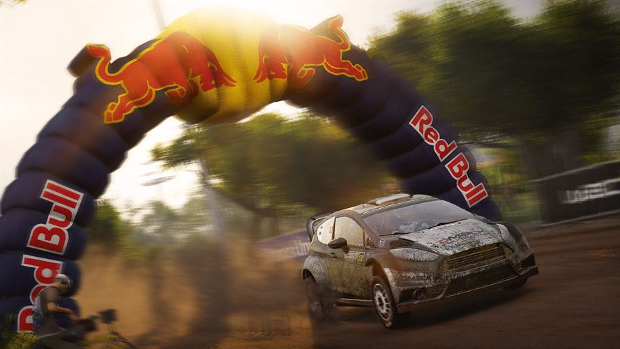 WRC 6 FIA World Rally Championship Screenshot