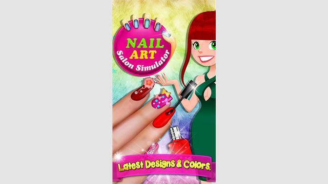 Get Nail Art Salon Simulator - Microsoft Store